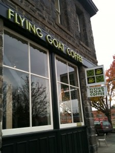 flying goat coffee in santa rosa