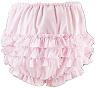frilly pink panties