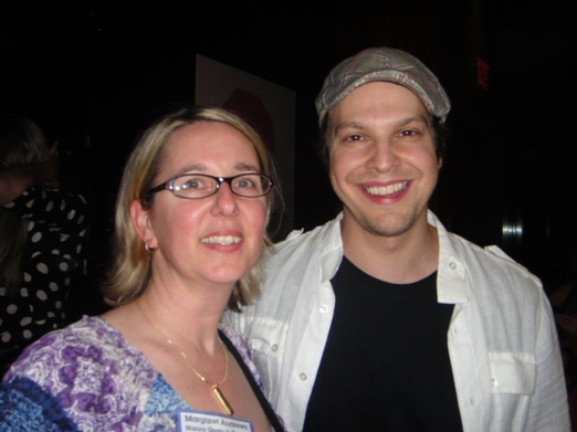 Margaret and Gavin DeGraw