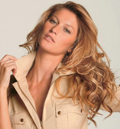 gisele bundchen, actually
