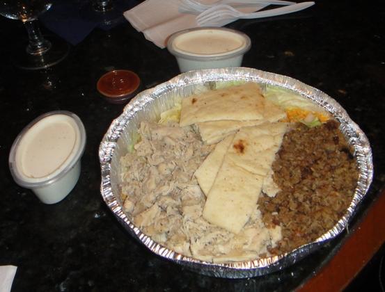 halal cart nyc gyro plate
