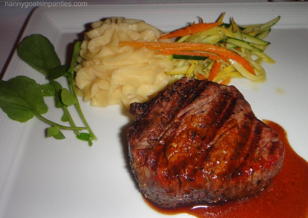 Filet at Ciera Steakhouse