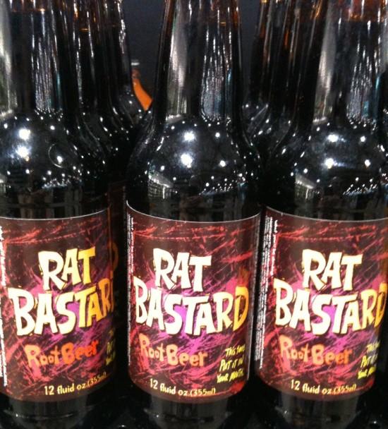 rat bastard, root beer