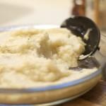 goat cheese, goat cheese recipe, cauliflower recipe, low carb recipe