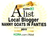 KCRA A List Winner Nanny Goats in Panties