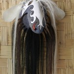 goat mask, heard museum, phoenix, goat art