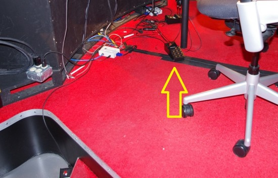 news10, teleprompter foot pedals