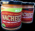 nacheez, vegan cheese sauce