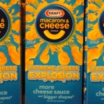 ngip, Kraft Macaroni and Cheese, extreme cheese explosion