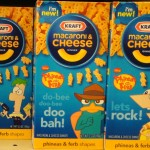 ngip, Kraft Macaroni and Cheese, phineas and ferb