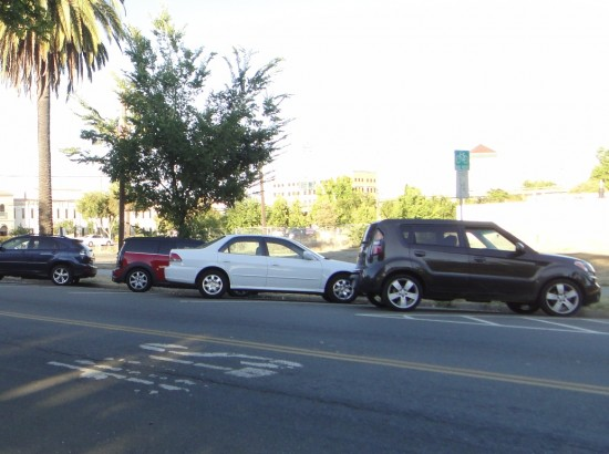 sacramento, parking, midtown sacramento