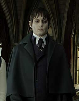 johnny depp, barnabas collins