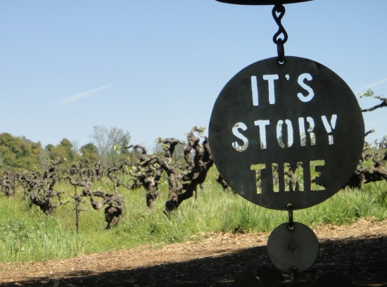 story winery, vineyard