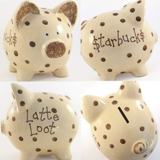 piggy bank, gift ideas, korff ceramic originals