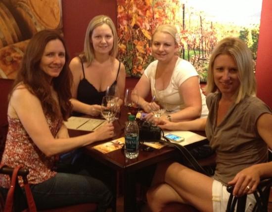 ojai, wine tasting, casa barranca