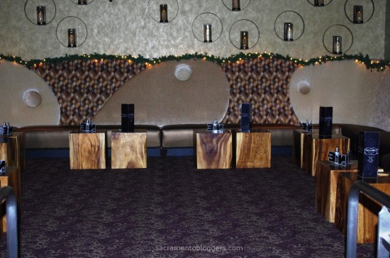 Reunion Nightclub, VIP booths