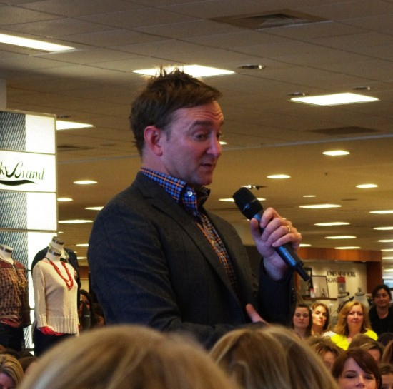 clinton kelly, macys