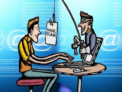 scam emails