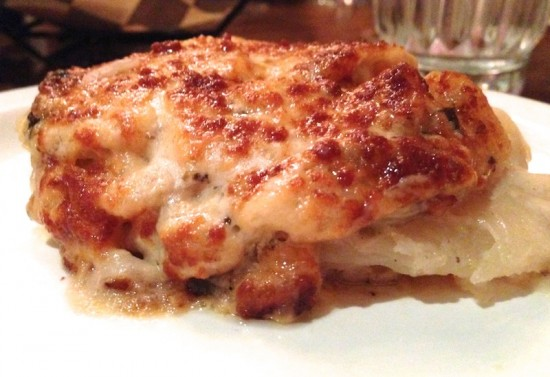 Au Gratin? Yes, please.