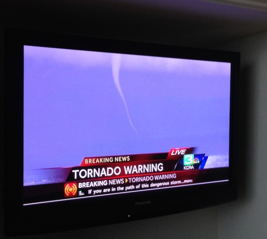 funnel cloud on tv