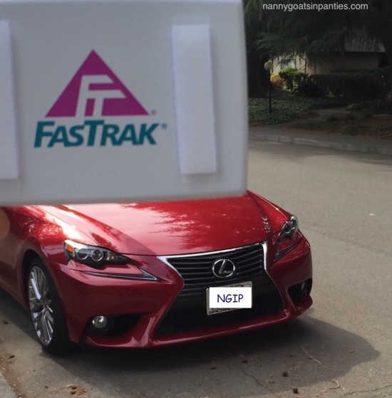 fastrak, transponder, bridge toll