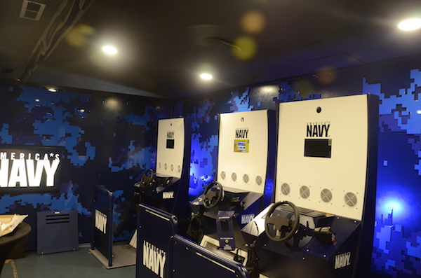 navy, virtual reality, oculus rift