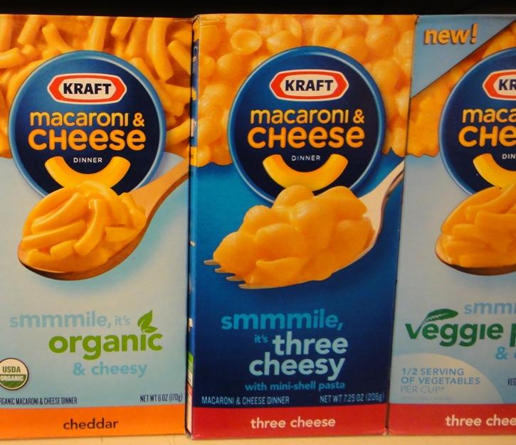 kraft veggie mac and cheese gluten free