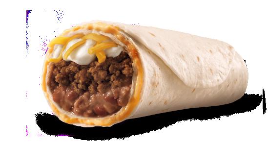 taco bell, 5 layer burrito, drive thru