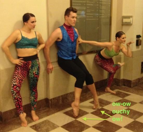 dance core collective, sacramento, reason to party