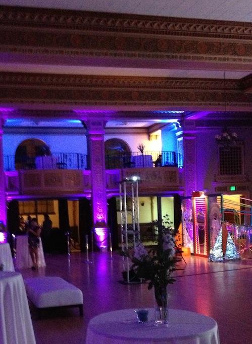 elks tower ballroom, sacramento
