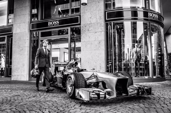 f1 rosberg and car instagram